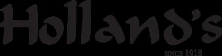 Holland big black logo