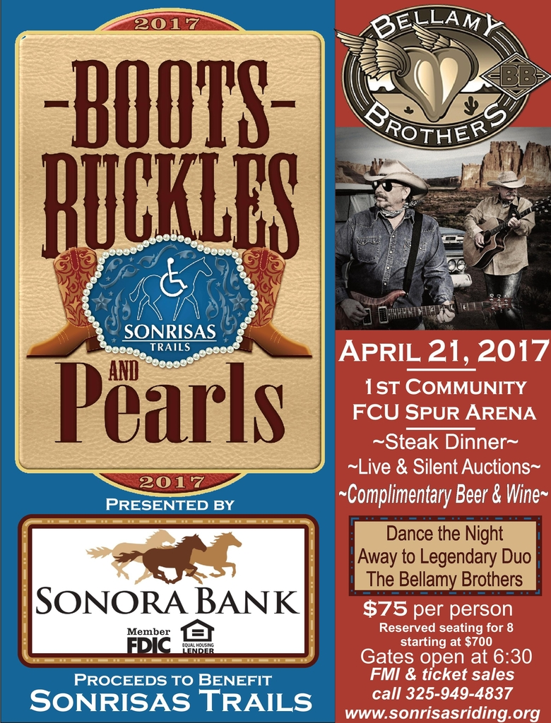 Boots, Buckles & Pearls